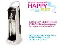 Gasatore manuale Happy Frizz