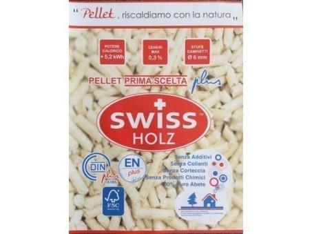 Pellet SWISS HOLZ 15 kg